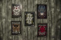 Metalovision - Conjunto láminas - Metal Life