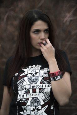 Pulseras Metal Life - Metalovision - Zayk