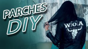 parches DIY - Metal Life